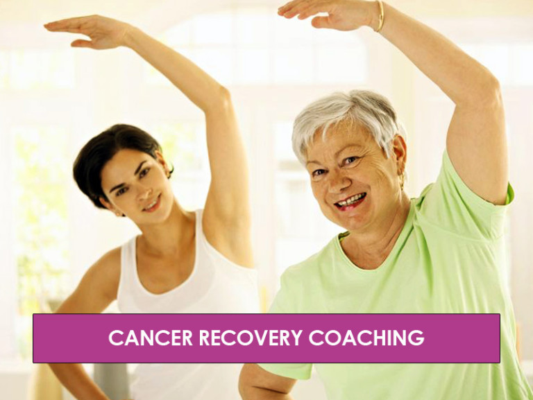 Health Coaching For Cancer Recovery